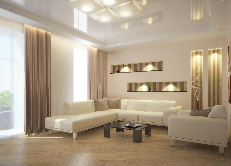 Дизайн гостиной фото с низким потолком фото