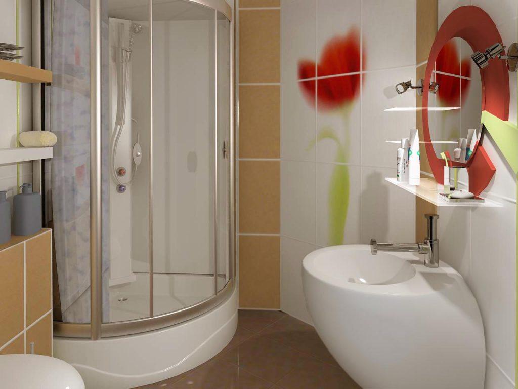 Дизайн интерьера ванной комнаты рядом со спальней хозяев