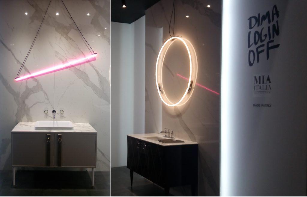 мебель для ванной комнаты от дизайнера Димы Логинова