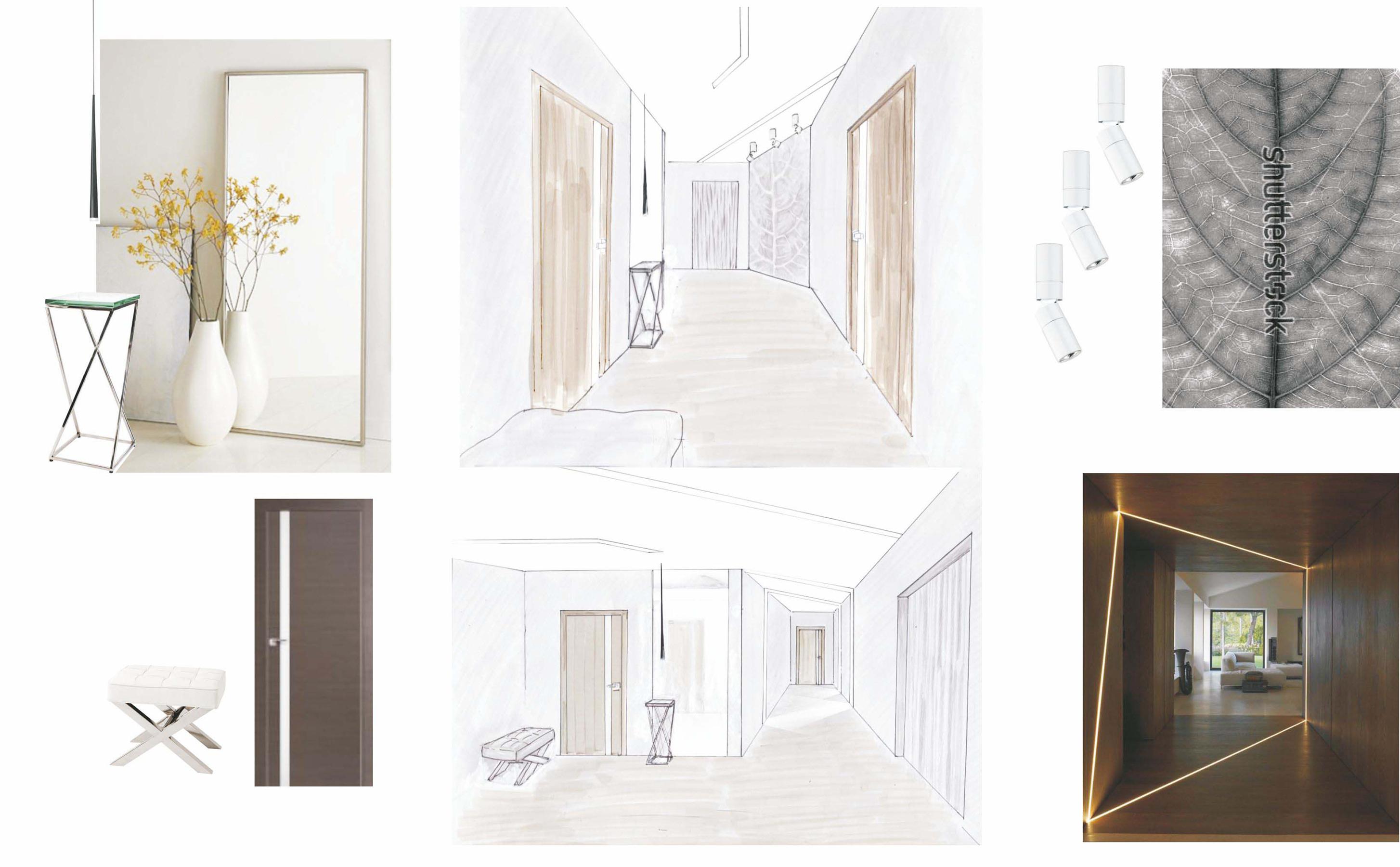 Освещение - главная тема в дизайне интерьера этой квартиры