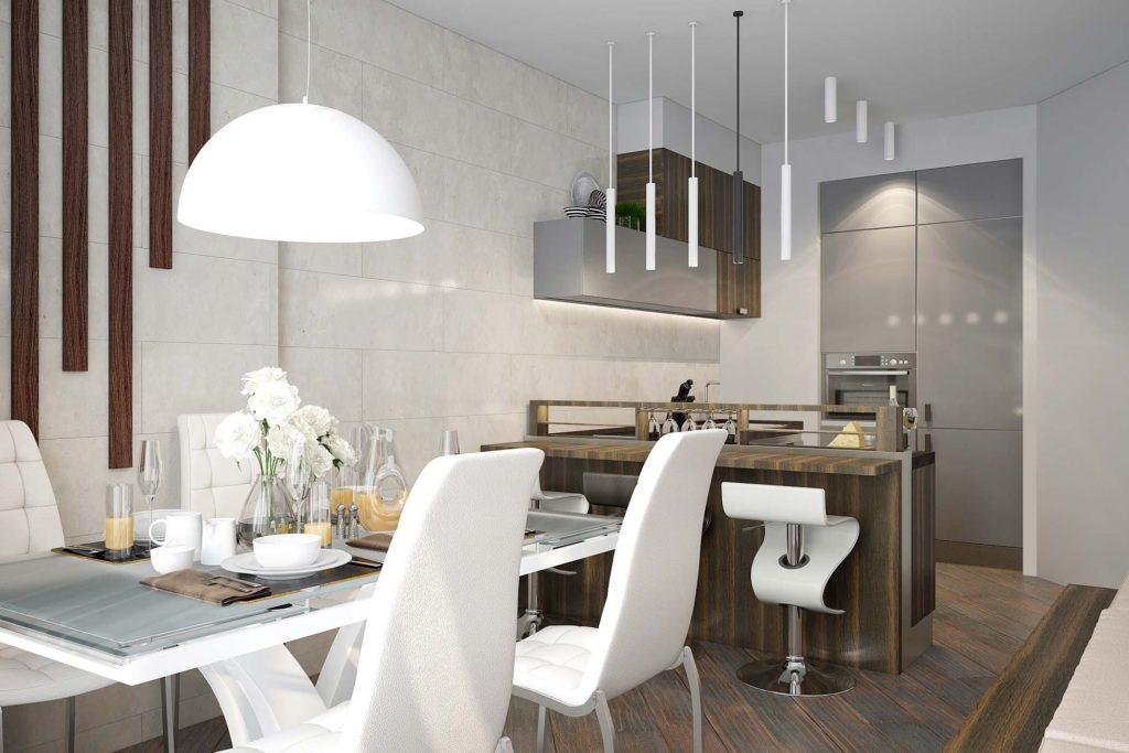 12_гостиная кухня