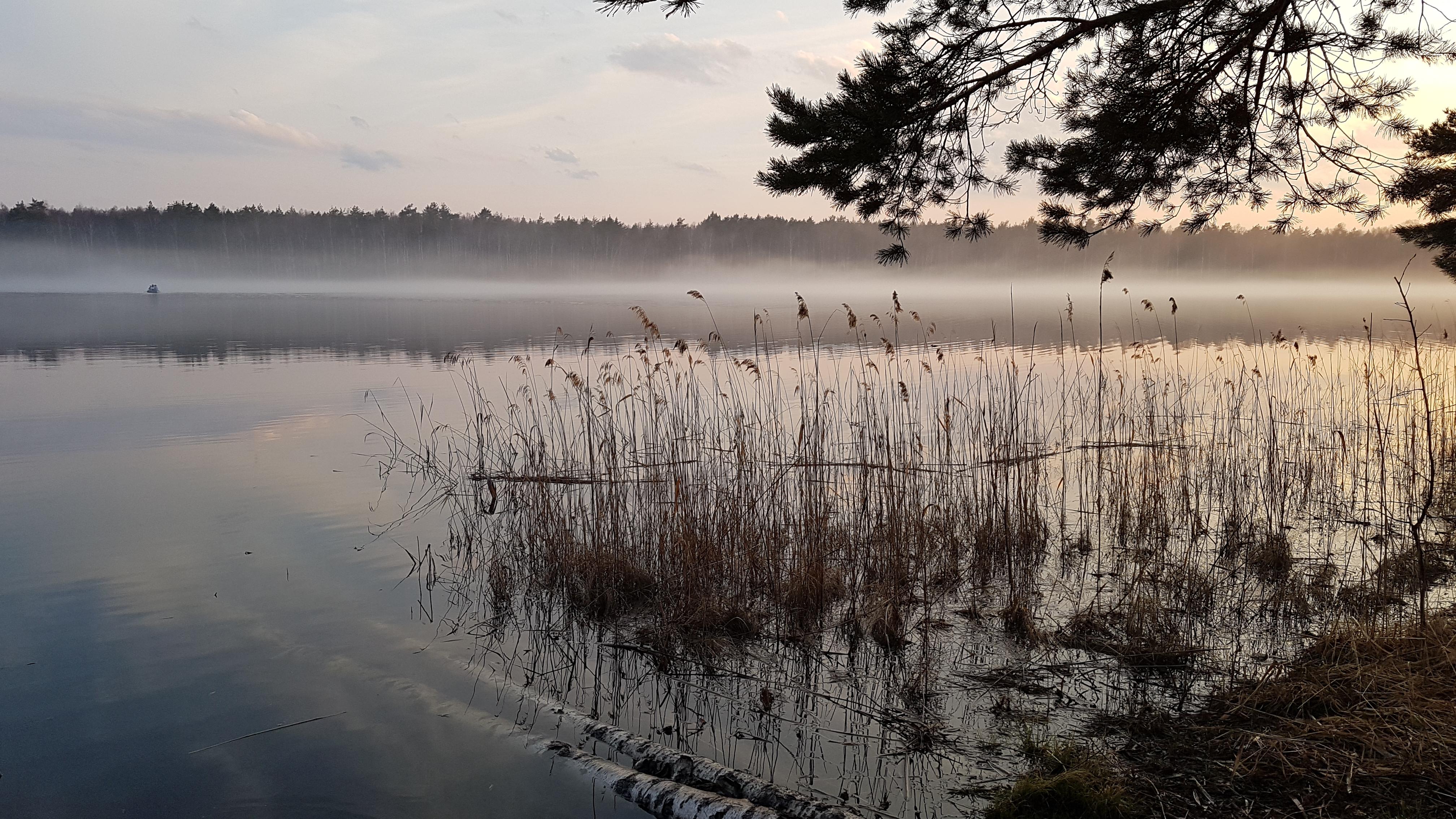 Женское озеро в Юринском районе, Республика Марий Эл