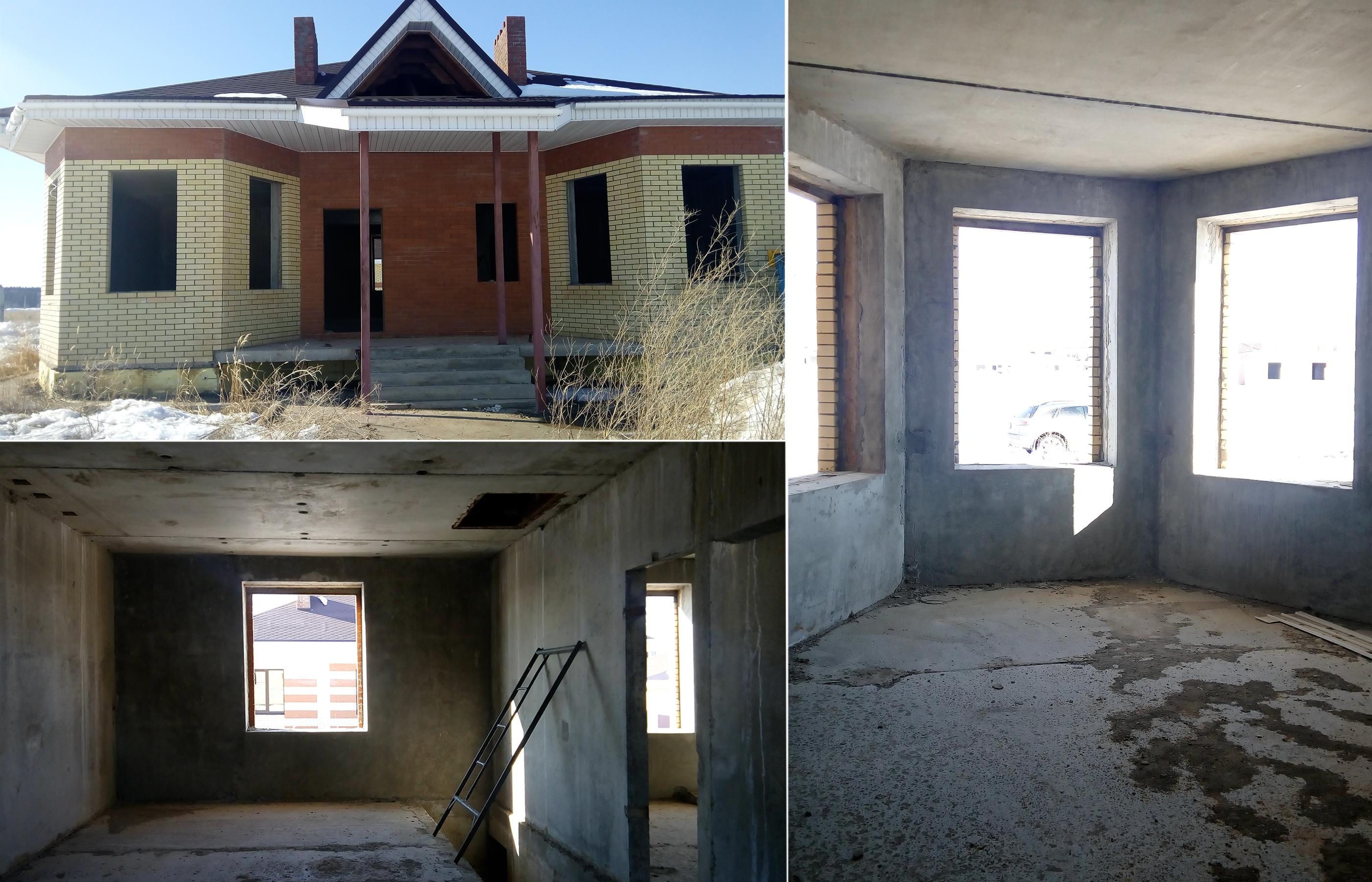 Начало работы над проектом дизайна интерьера дома