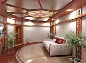 24 вариант интерьера комнаты релаксации
