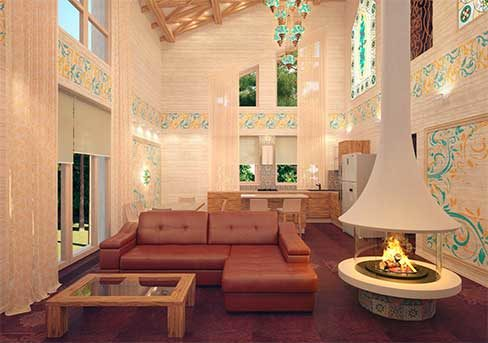 стоимость дизайна интерьера квартиры, Цена дизайна интерьера