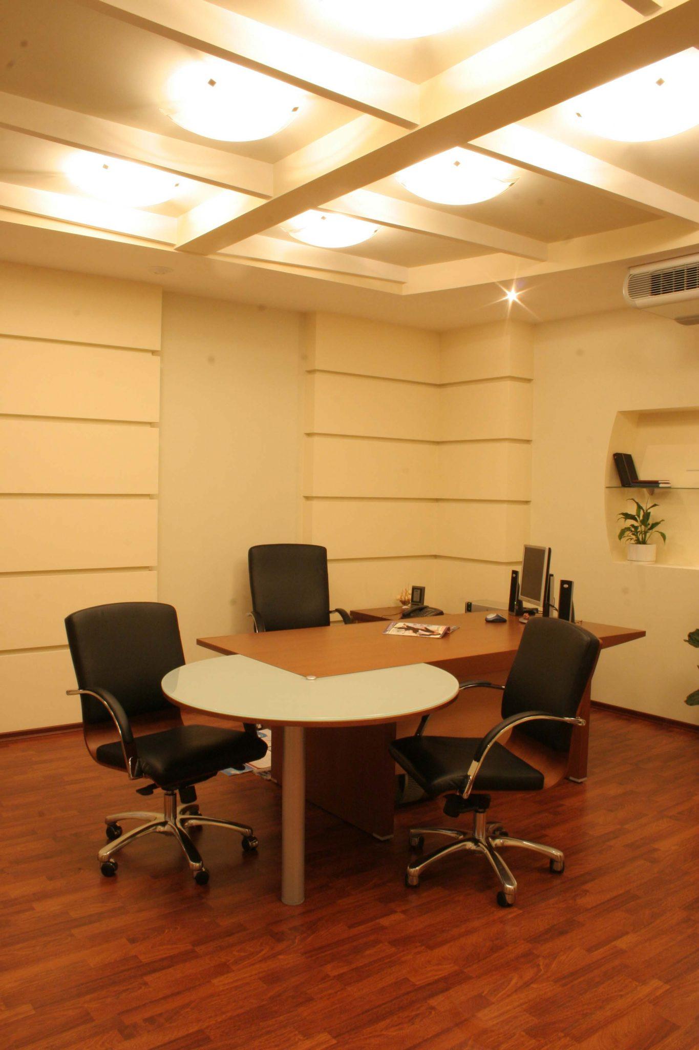 Фото рабочего кабинета