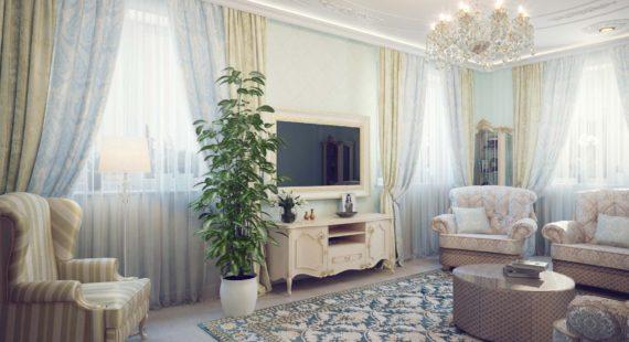 заказать дизайн интерьера квартиры