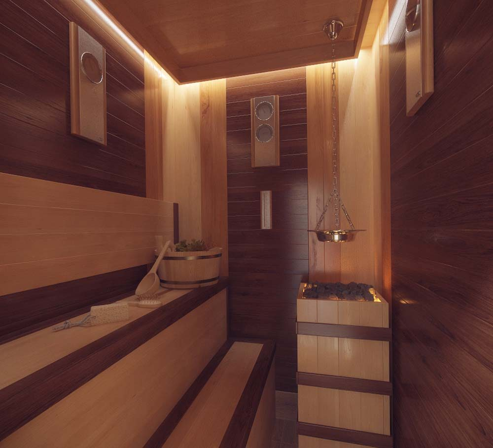 24 sauna