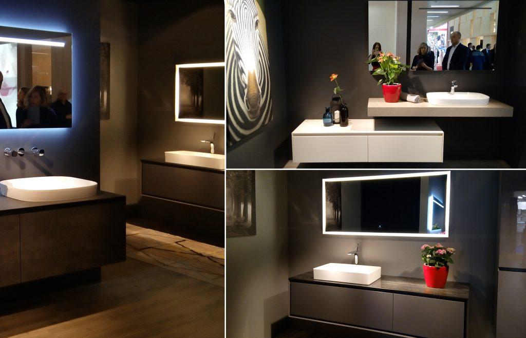 российская фабрика мебели для ванных комнат Brenta