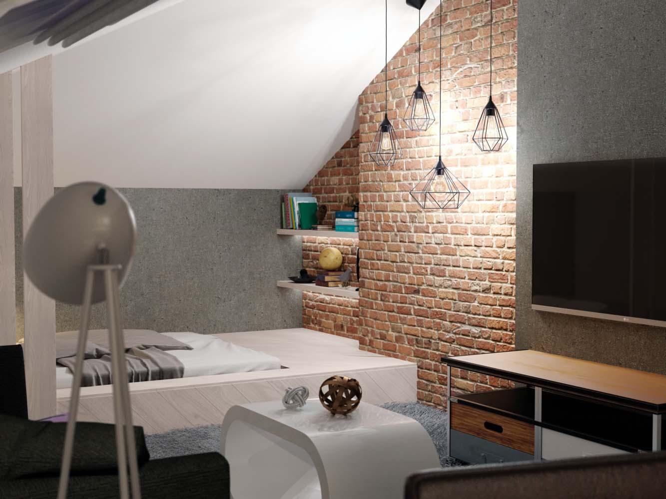 Дизайн интерьера комнаты подростка
