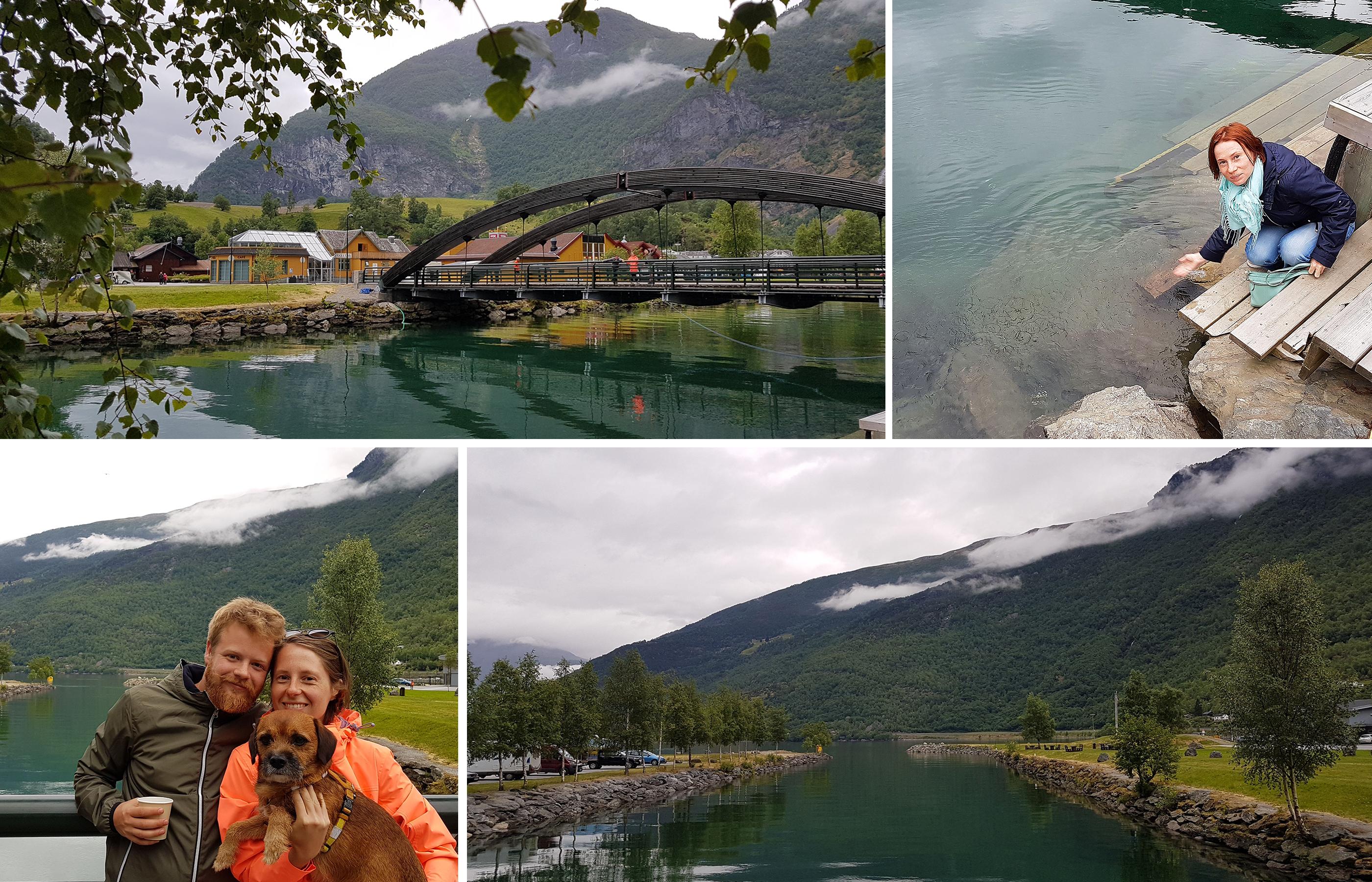 Первая встреча с норвежским фьордом