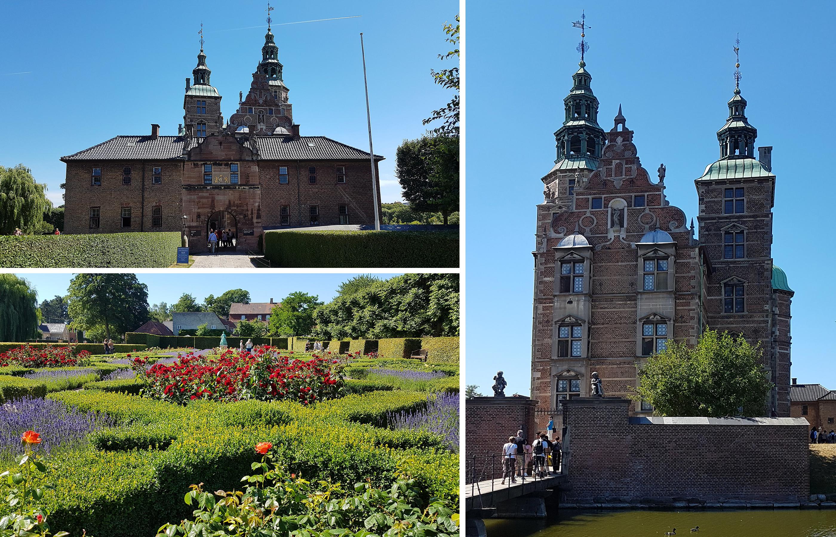Дворец Роз и самый старый из сохранившихся садов эпохи Возрождения