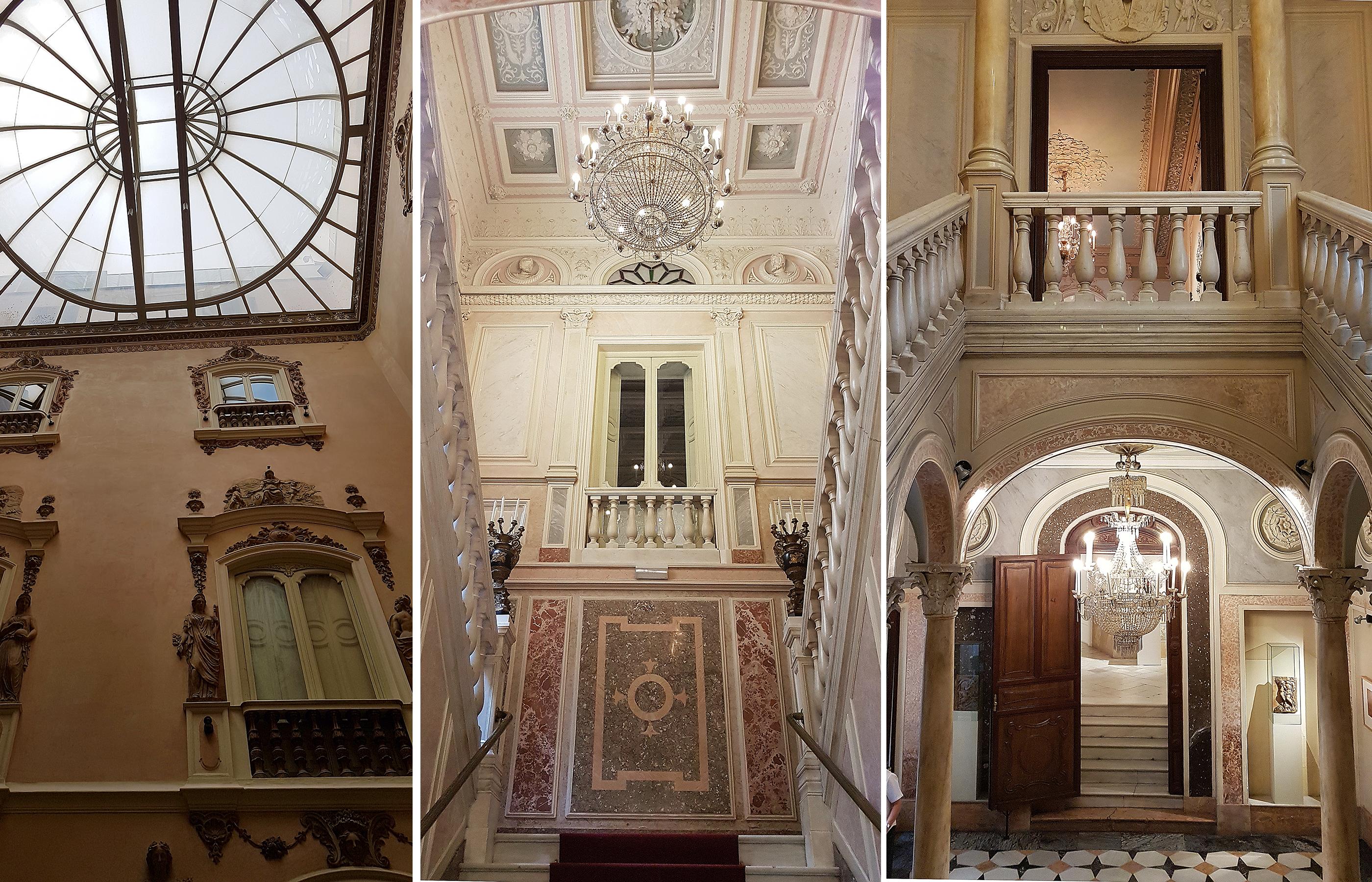 Музей керамики располагается в историческом здании - во дворце маркизов де Дос Агуас (Marqués de Dos Aguas)
