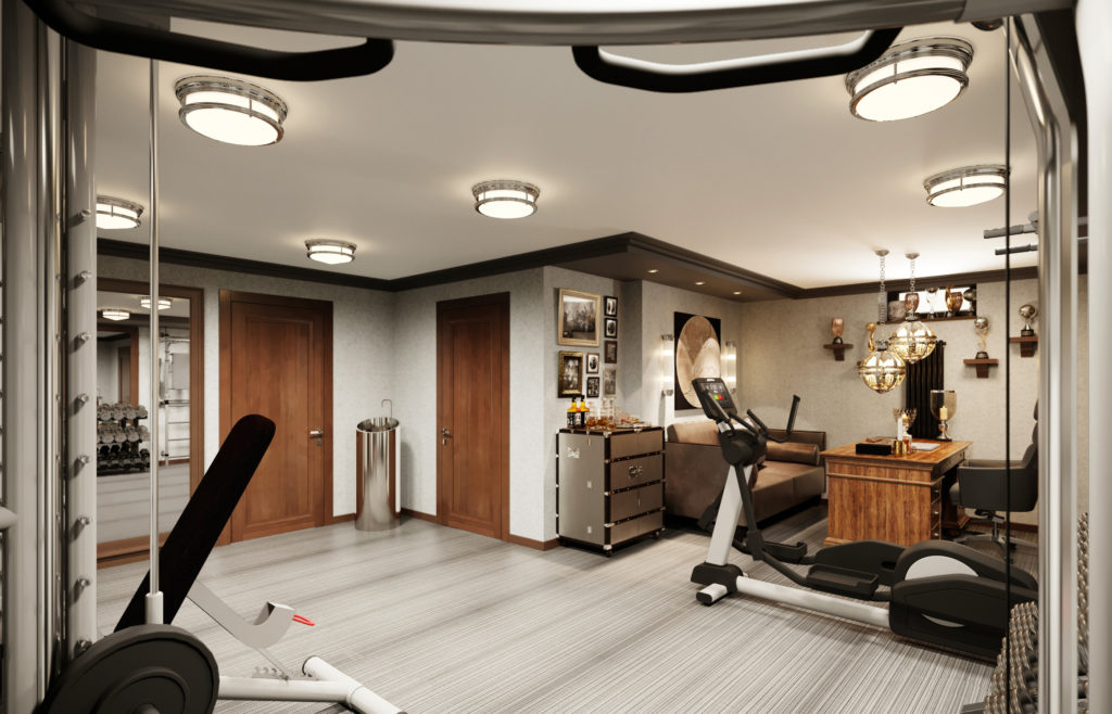 18 gym