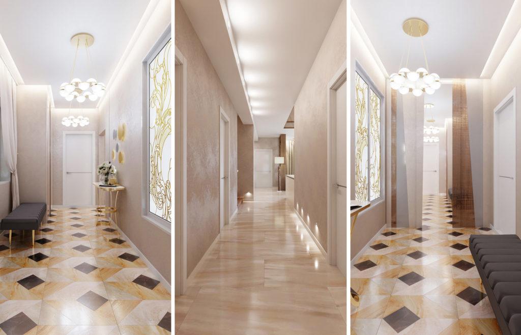 15 hallway