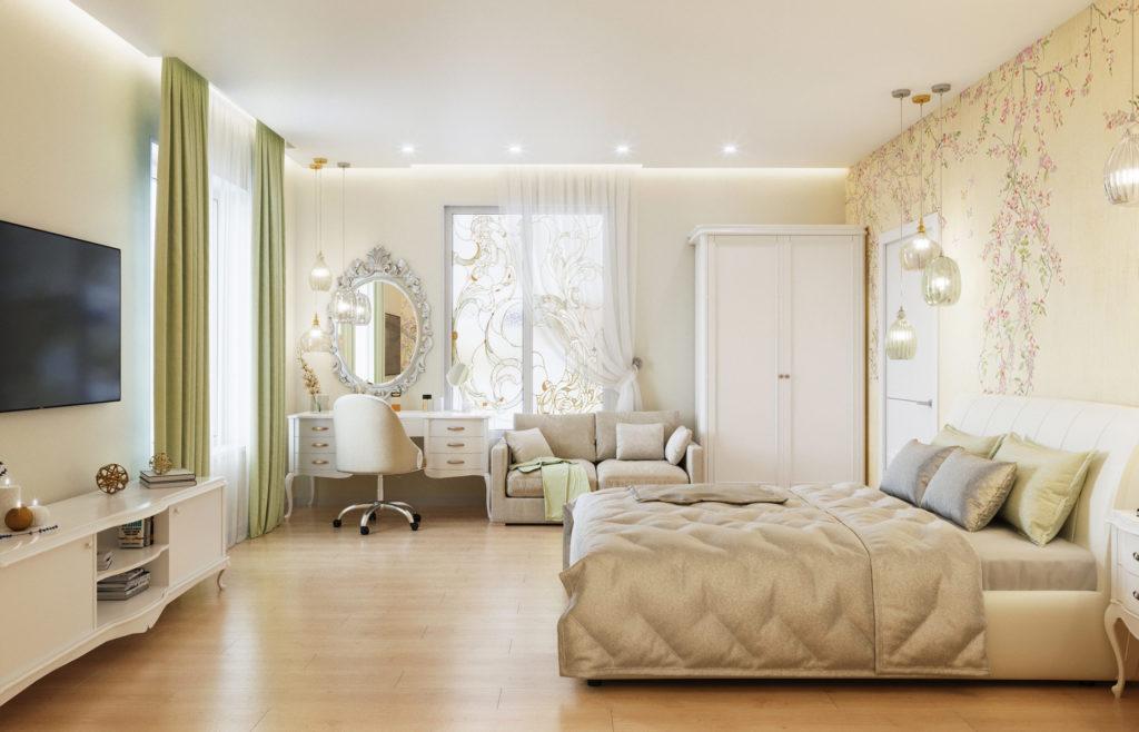 16 daughter's bedroom