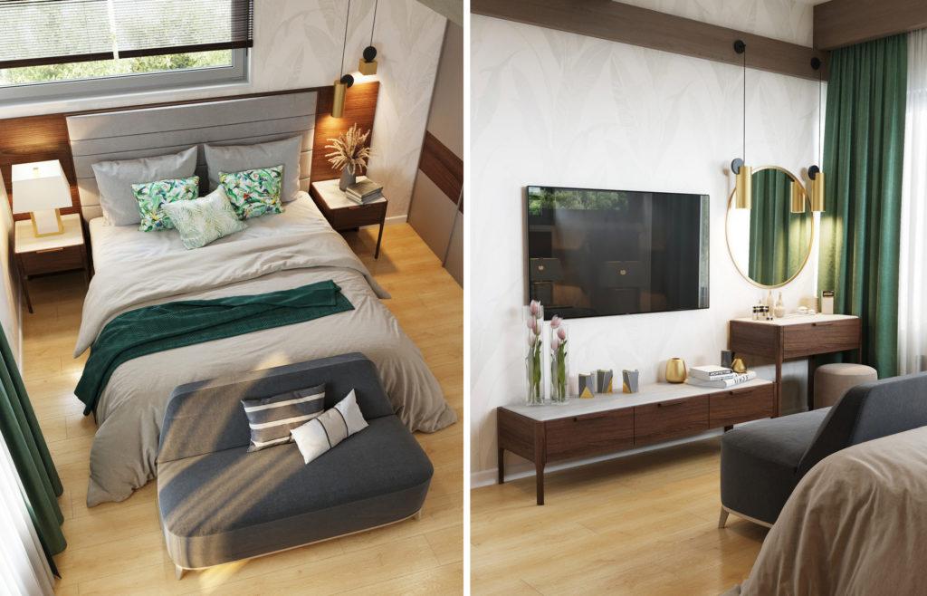 16 гостевая спальня