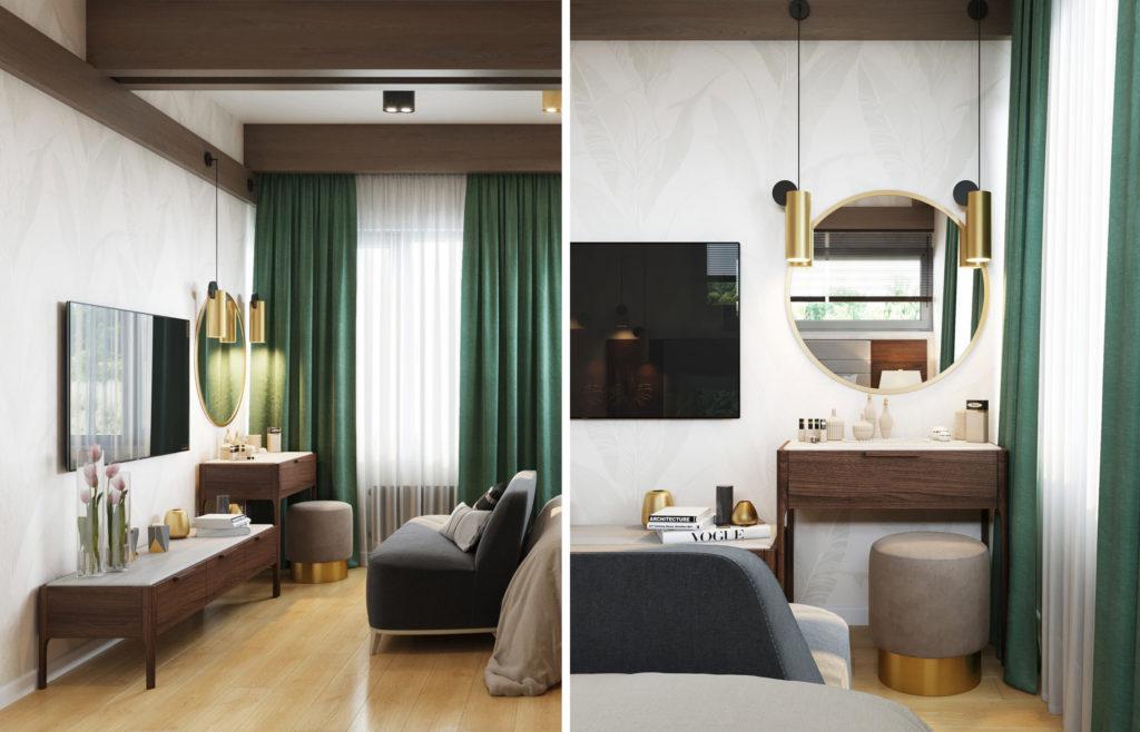 17 гостевая спальня