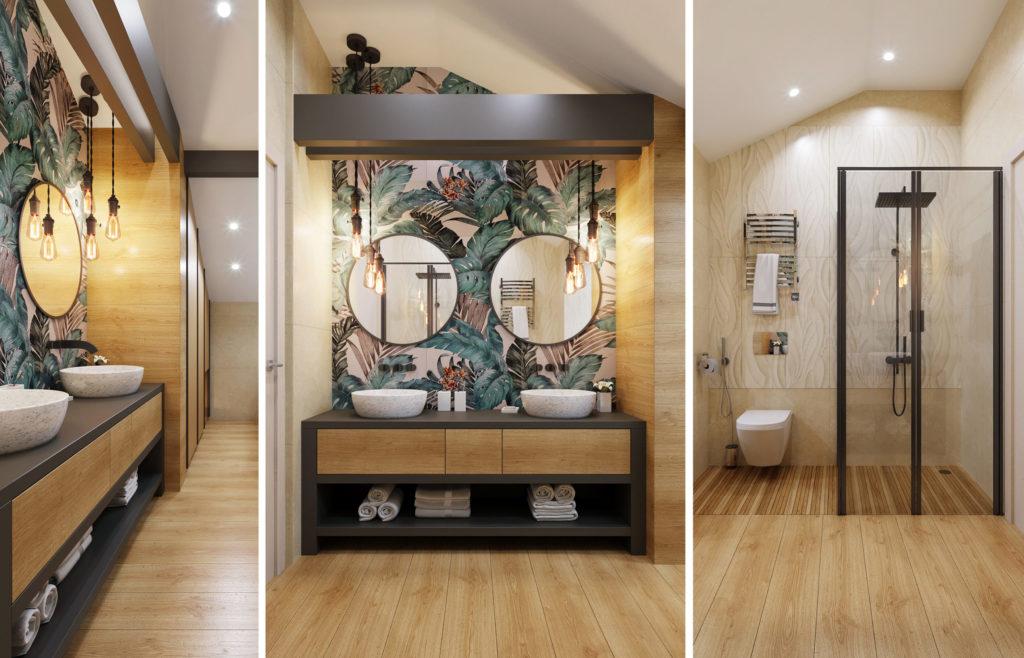 28 ванная 2 этажа