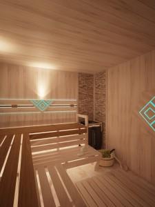 20 sauna