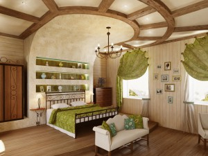 40 bedroom