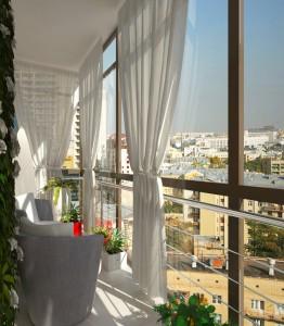 12 балкон
