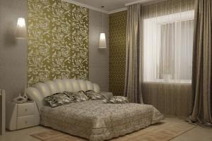 25 спальня