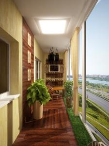 13 балкон