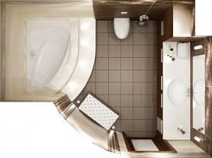 16 ванная