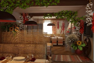 15 зал ресторана 2 этаж