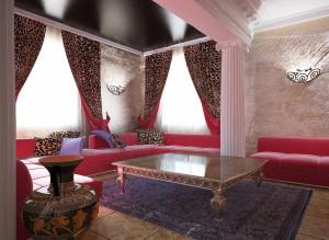 24 зона отдыха в комплексе Римская баня
