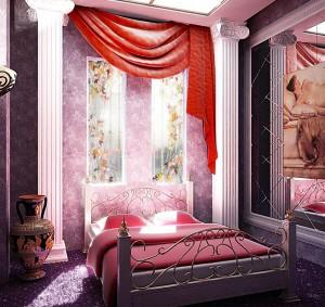 26 комната отдыха в комплексе Римская баня