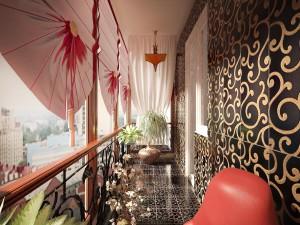 18 балкон