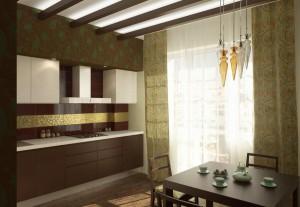 13 кухня