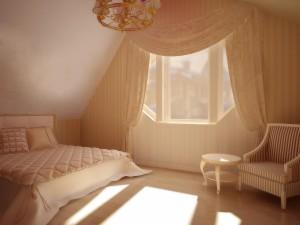 07 спальня