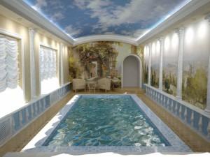 11 бассейн